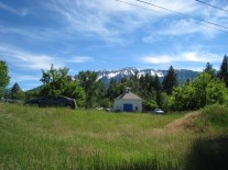View Lot with Older Manufactured Home
