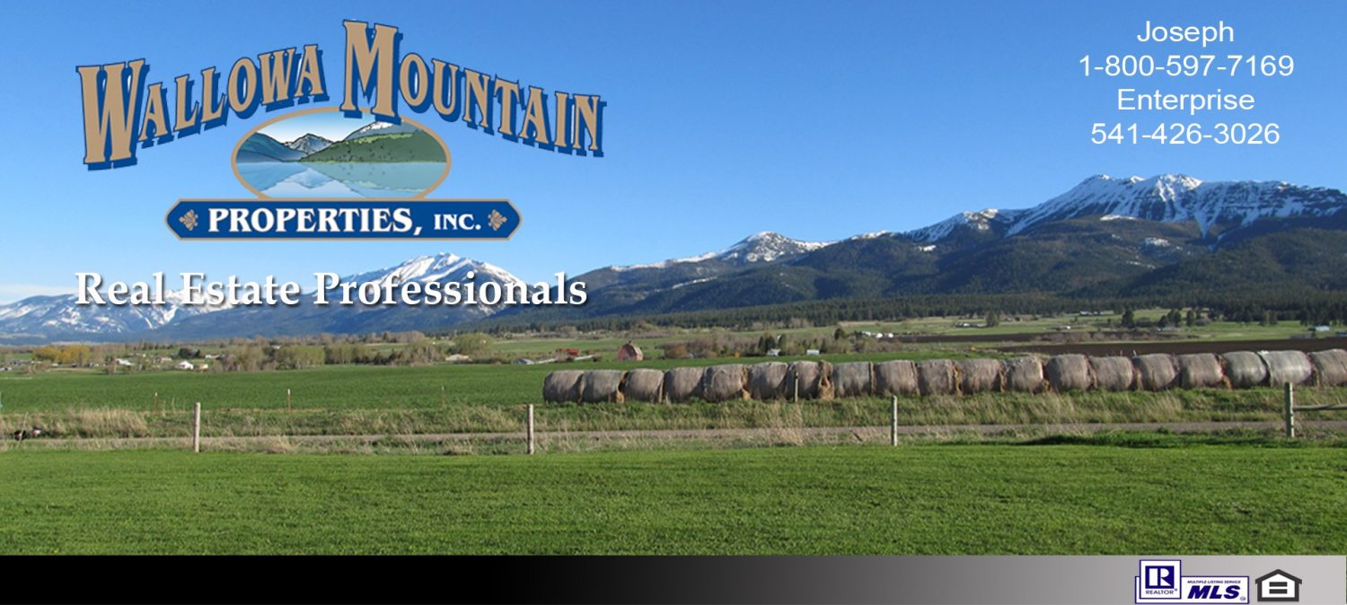 Wallowa Mountain Properties - Wallowa County Real Estate