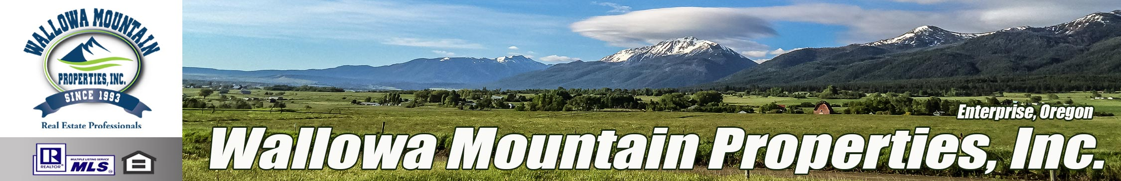 Wallowa Mountain Properties